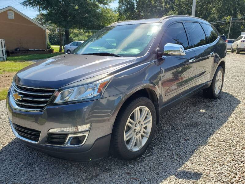 2013 Chevrolet Traverse for sale at Marks and Son Used Cars in Athens GA