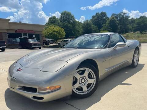 1999 Chevrolet Corvette for sale at Gwinnett Luxury Motors in Buford GA