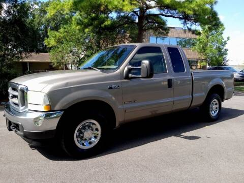 2002 Ford F-350 Super Duty for sale at Affordable Auto Spot in Houston TX