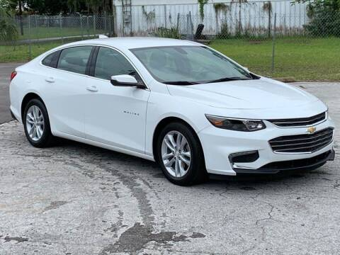 2018 Chevrolet Malibu for sale at Consumer Auto Credit in Tampa FL