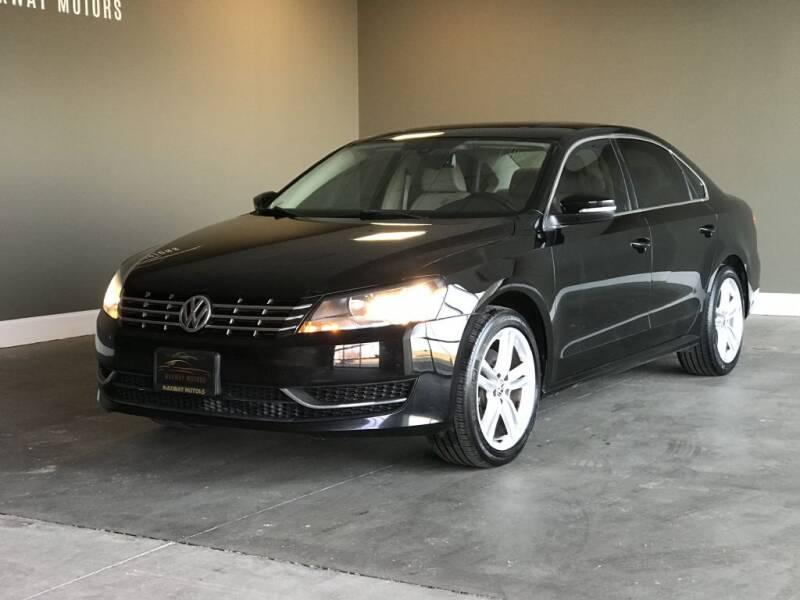2014 Volkswagen Passat for sale at Unix Auto Trade in Sleepy Hollow IL