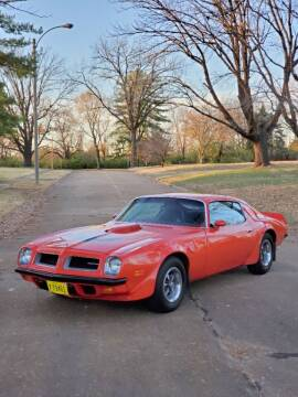 1974 Pontiac Firebird Trans Am for sale at Its Alive Automotive in Saint Louis MO