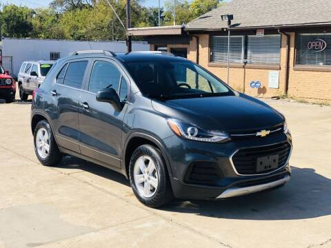 2019 Chevrolet Trax for sale at Safeen Motors in Garland TX