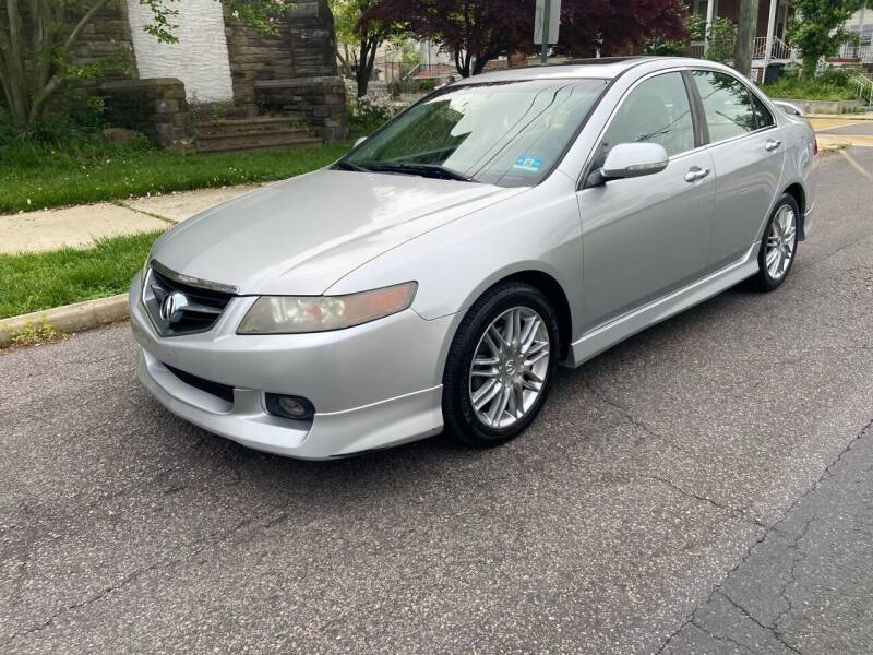 2004 Acura TSX for sale at Michaels Used Cars Inc. in East Lansdowne PA