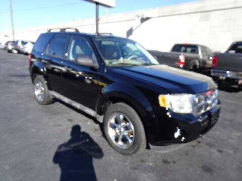 2010 Ford Escape for sale at DONNY MILLS AUTO SALES in Largo FL