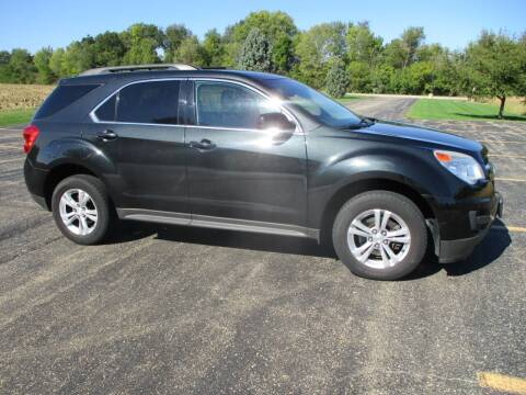 2013 Chevrolet Equinox for sale at Crossroads Used Cars Inc. in Tremont IL