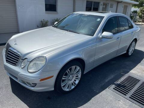 2007 Mercedes-Benz E-Class for sale at Ultimate Autos of Tampa Bay LLC in Largo FL