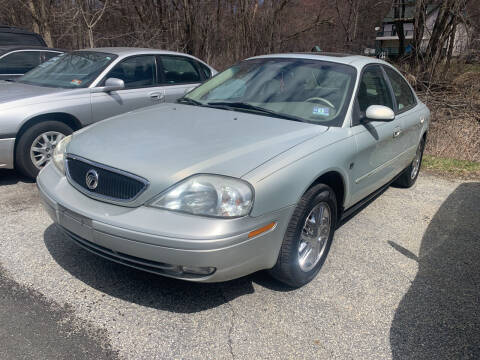 2003 Mercury Sable for sale at LONGWOOD MOTORS in Stockholm NJ
