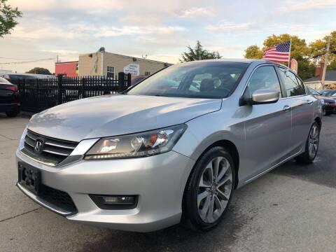 2014 Honda Accord for sale at Crestwood Auto Center in Richmond VA