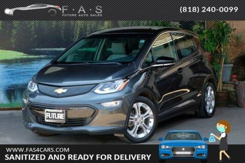 2017 Chevrolet Bolt EV for sale at Best Car Buy in Glendale CA