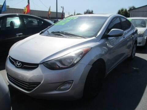2011 Hyundai Elantra for sale at Car One - CAR SOURCE OKC in Oklahoma City OK