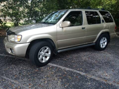 2002 Nissan Pathfinder for sale at Royal Auto Trading in Tampa FL