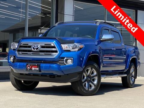 2017 Toyota Tacoma for sale at Carmel Motors in Indianapolis IN