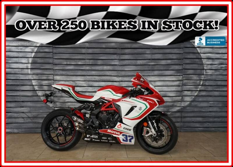 2017 MV Agusta F3 800 RC for sale at AZMotomania.com in Mesa AZ