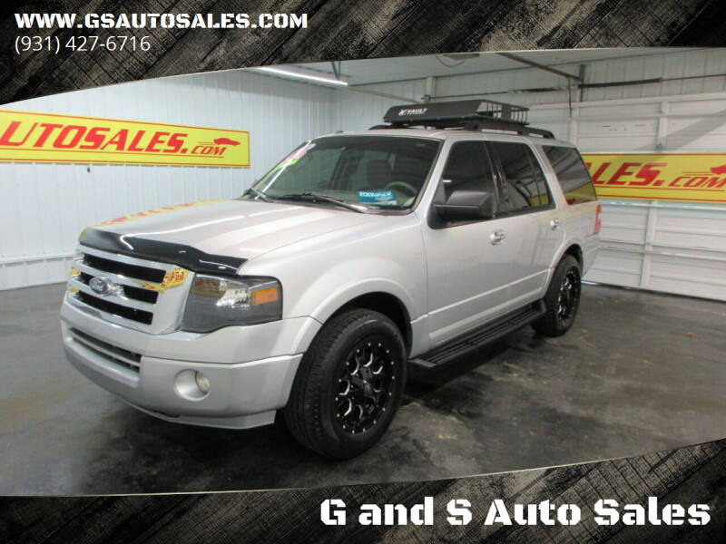 2013 Ford Expedition for sale at G and S Auto Sales in Ardmore TN