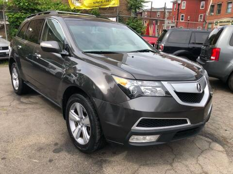2012 Acura MDX for sale at James Motor Cars in Hartford CT