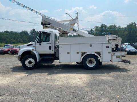 2014 International DuraStar 4300 for sale at Upstate Auto Sales Inc. in Pittstown NY