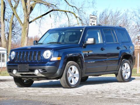 2013 Jeep Patriot for sale at Tonys Pre Owned Auto Sales in Kokomo IN