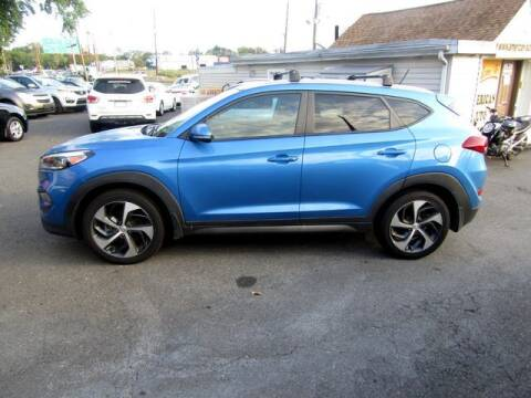 2016 Hyundai Tucson for sale at American Auto Group Now in Maple Shade NJ