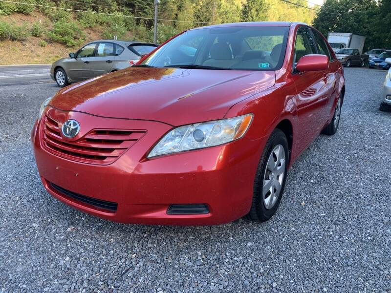2007 Toyota Camry for sale at JM Auto Sales in Shenandoah PA