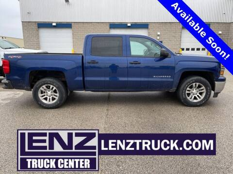 2014 Chevrolet Silverado 1500 for sale at Lenz Auto - Coming Soon in Fond Du Lac WI