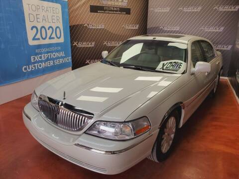 2005 Lincoln Town Car for sale at X Drive Auto Sales Inc. in Dearborn Heights MI