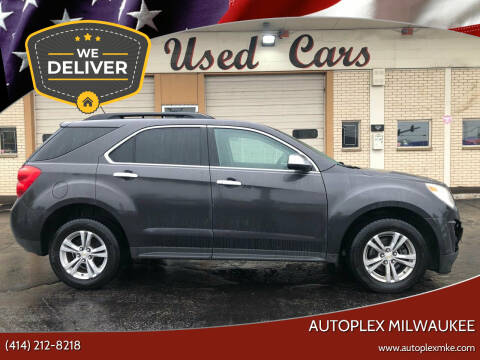 2014 Chevrolet Equinox for sale at Autoplex Milwaukee in Milwaukee WI