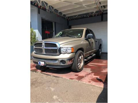 2006 Dodge Ram Pickup 1500 for sale at 3B Auto Center in Modesto CA