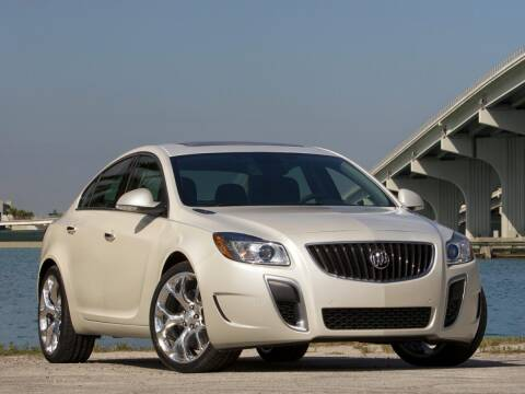2013 Buick Regal for sale at Hi-Lo Auto Sales in Frederick MD