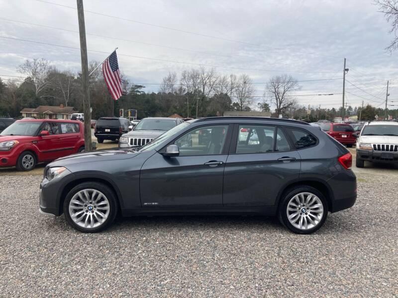 2015 BMW X1 for sale at Joye & Company INC, in Augusta GA