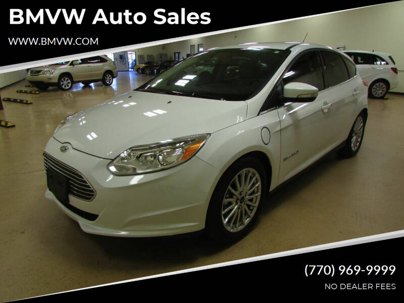 2015 Ford Focus for sale at BMVW Auto Sales - Electric Vehicles in Union City GA