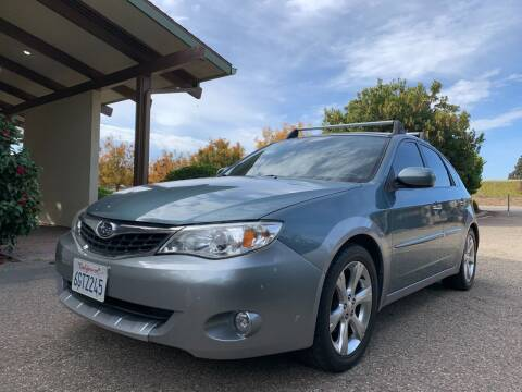 2009 Subaru Impreza for sale at Santa Barbara Auto Connection in Goleta CA