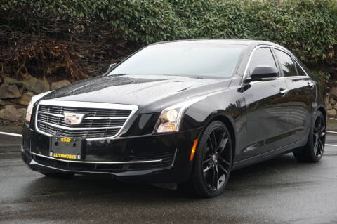 2015 Cadillac ATS for sale at West Coast Auto Works in Edmonds WA