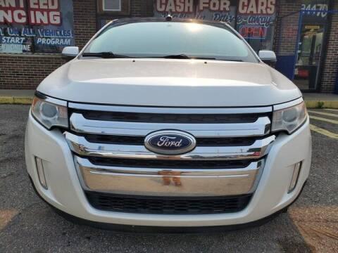 2012 Ford Edge for sale at R Tony Auto Sales in Clinton Township MI