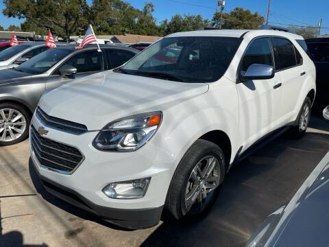 2017 Chevrolet Equinox for sale at P J Auto Trading Inc in Orlando FL