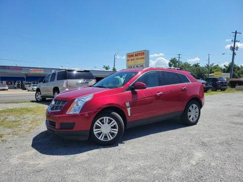 2010 Cadillac SRX for sale at TOMI AUTOS, LLC in Panama City FL