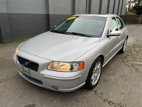 2006 Volvo S60 for sale at APX Auto Brokers in Lynnwood WA