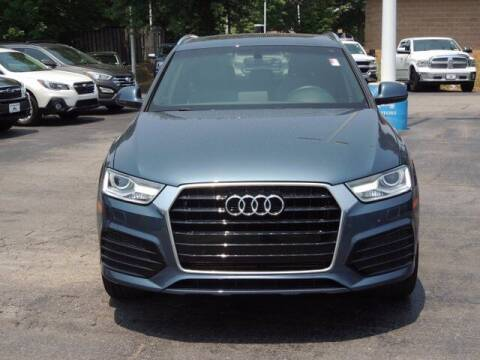 2018 Audi Q3 for sale at Auto Finance of Raleigh in Raleigh NC
