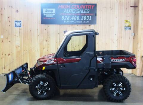 2021 Polaris RGR-XP-1K-NSAR for sale at Boone NC Jeeps-High Country Auto Sales in Boone NC