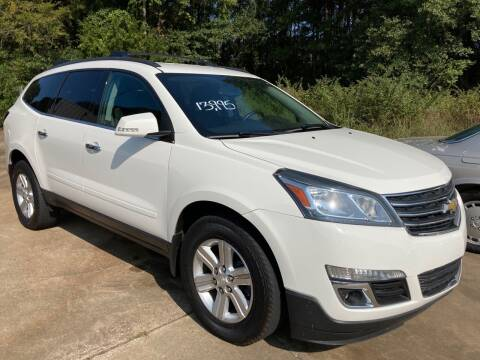 2014 Chevrolet Traverse for sale at Peppard Autoplex in Nacogdoches TX