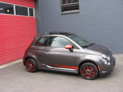 2017 FIAT 500e for sale at Paramount Motors NW in Seattle WA
