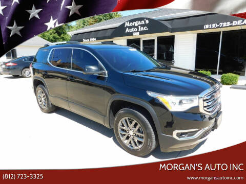 2017 GMC Acadia for sale at Morgan's Auto Inc in Paoli IN