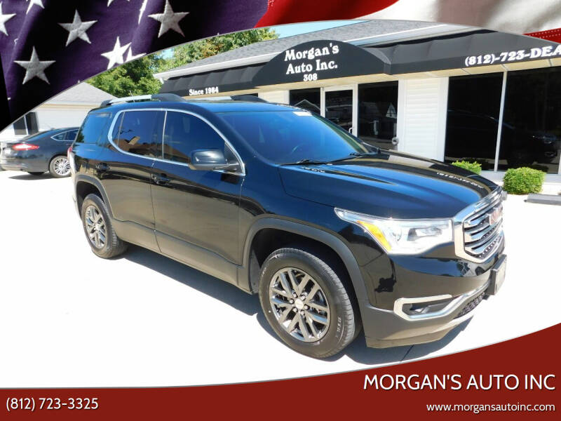 2017 GMC Acadia for sale at Morgan's Auto Inc in Paoli IN