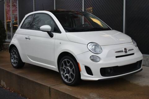 2018 FIAT 500 for sale at Alfa Romeo & Fiat of Strongsville in Strongsville OH