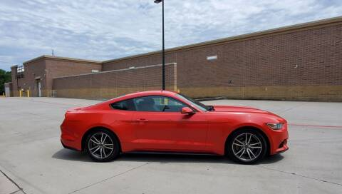 2016 Ford Mustang for sale at International Auto Sales in Garland TX