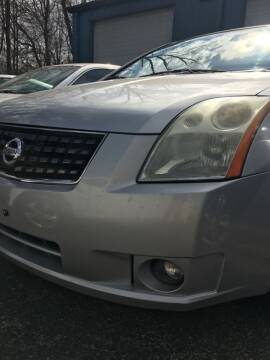 2009 Nissan Sentra for sale at Thompson Auto Diagnostics / Auto Sales Division in Mishawaka IN
