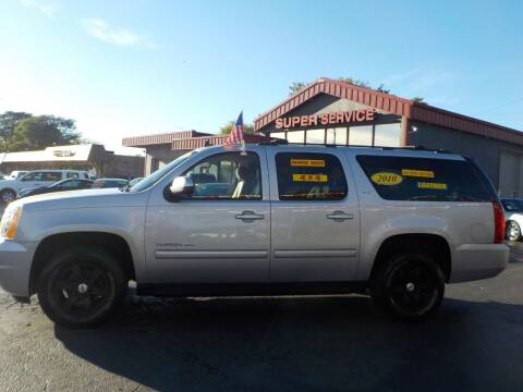 2010 GMC Yukon XL for sale at Super Service Used Cars in Milwaukee WI