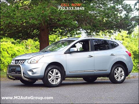 2013 Nissan Rogue for sale at M2 Auto Group Llc. EAST BRUNSWICK in East Brunswick NJ
