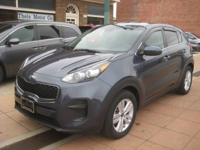 2018 Kia Sportage for sale at Theis Motor Company in Reading OH