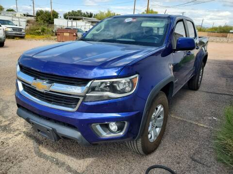 2016 Chevrolet Colorado for sale at AZ Auto and Equipment Sales in Mesa AZ